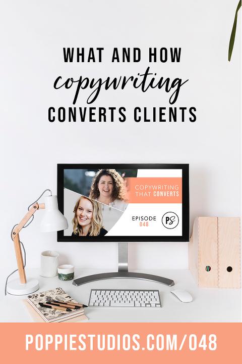 Best Website Copy that Converts Clients | Launch Your Biz with Poppie Studios