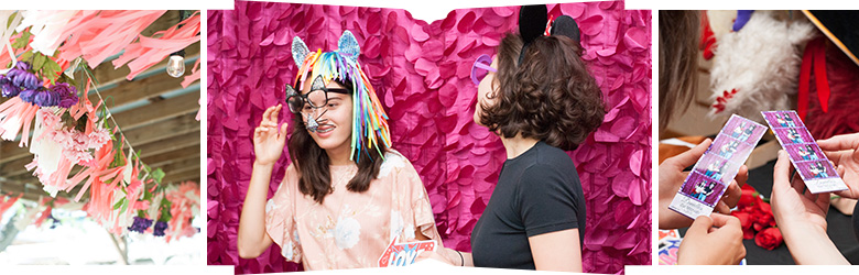 Earth Day Bat Mitzvah for Danielle | Space at Feather Oaks | Tallahassee Photographer