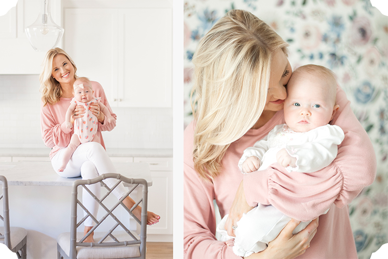 Lifestyle Blogger Session with Home Sweet Hunter | Tallahassee Photographer