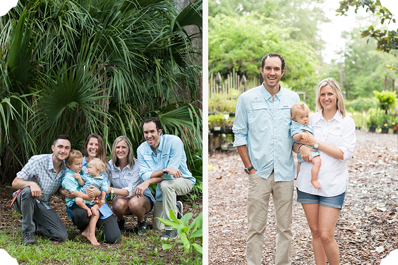 Family Photos | Crawfordville Nursery | Tallahassee Photographer