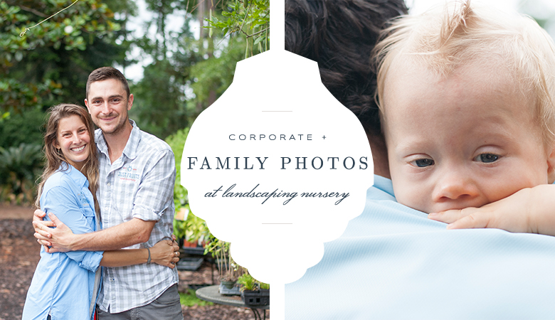 Family portraits corporate photos | Tallahassee Photographer