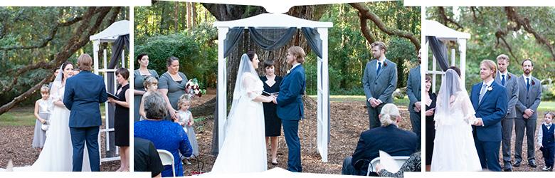 Tallahassee Wedding Photographer Lichgate Wedding Liberty Wedding