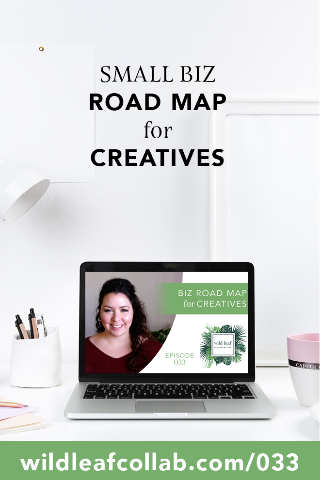 road map for creatives | Launch Your Biz