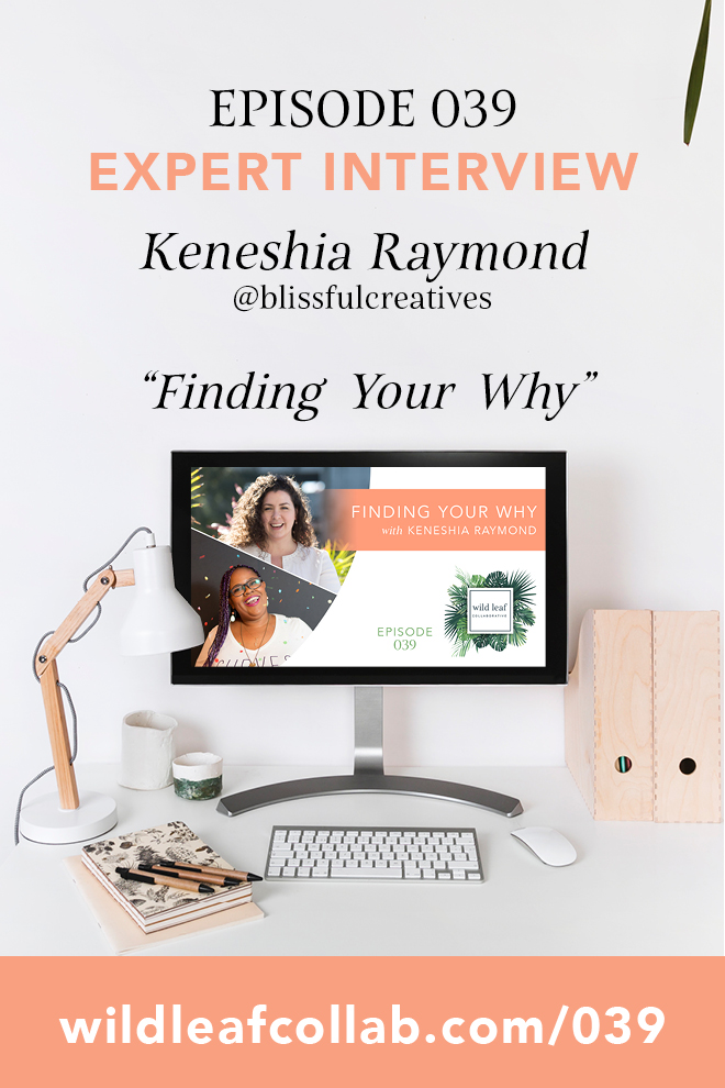 Finding Your Why | Launch your Biz