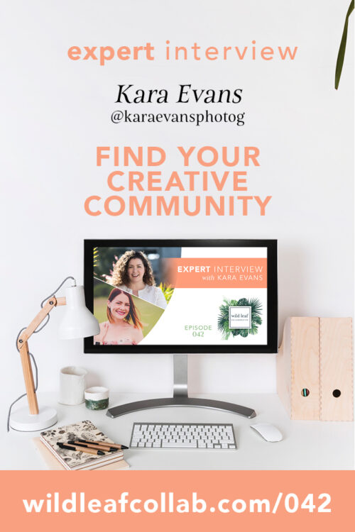 Overcome Entrepreneur Loneliness, with Kara Evans