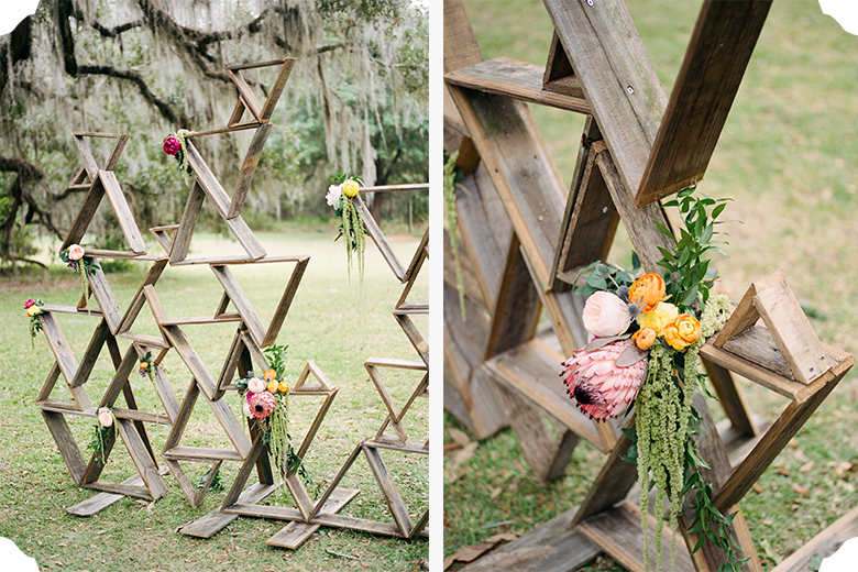 Using Living Coral in your Wedding | Tallahassee Wedding Photographer