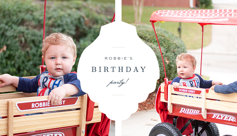 Robbie's Birthday | Tallahassee Family Photographer