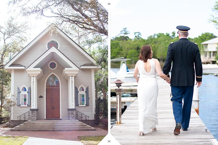 Florida Elopement Photographer | Steinhatchee Landing Resort Wedding | Poppie Studios