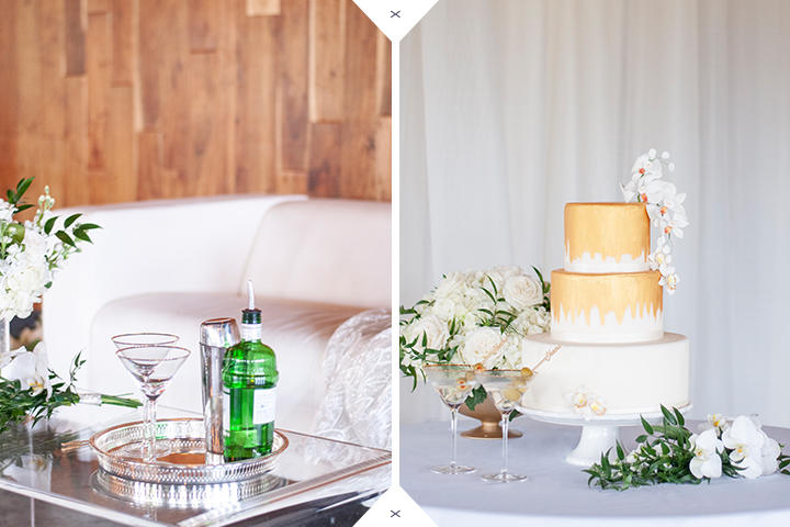 White and Gold Wedding Inspiration    The Gathering   Poppie Studios Tallahassee Wedding Photographer