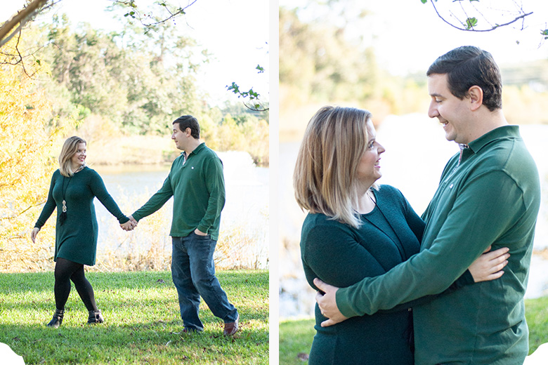Tallahassee Family photographer holiday card photos