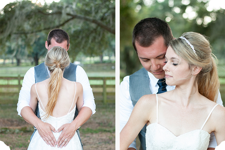 Stephanie + Rich | Lakeside Wedding | Tallahassee Photographer