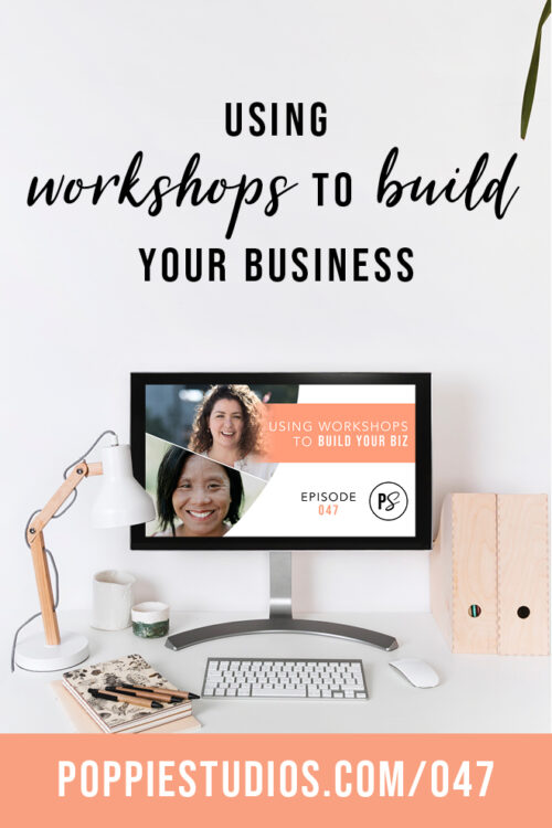 Using Workshops to Build Your Business
