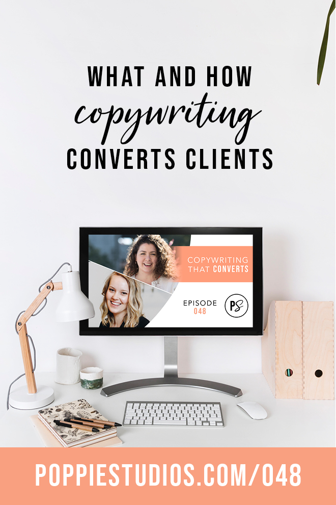 Best Website Copy that Converts Clients | Launch Your Biz with Poppie Studios