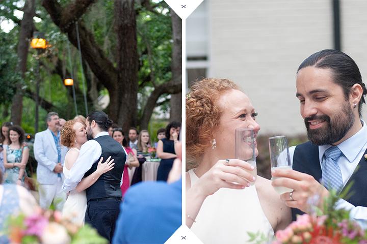 Hillary + Bruno | Dorothy B Oven Wedding | Tallahassee Wedding Photographer Poppie Studios