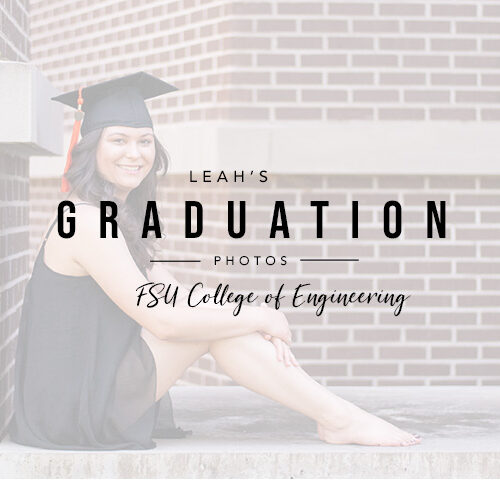 Leah Graduation Photos | Tallahassee Photographer