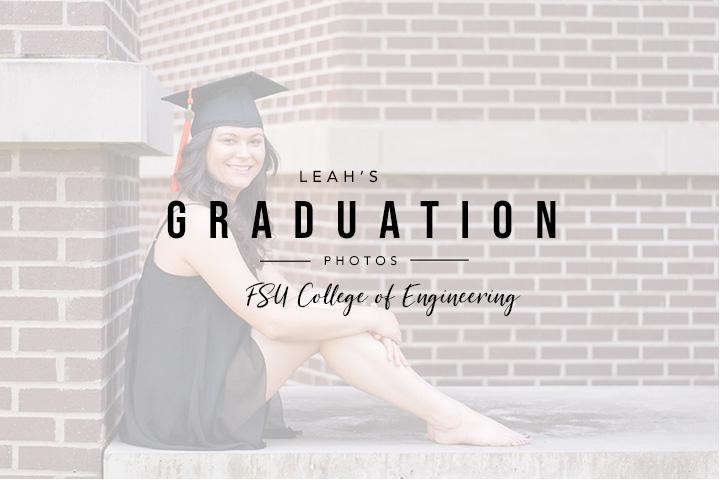 Leah Graduation Photos | Tallahassee Photographer