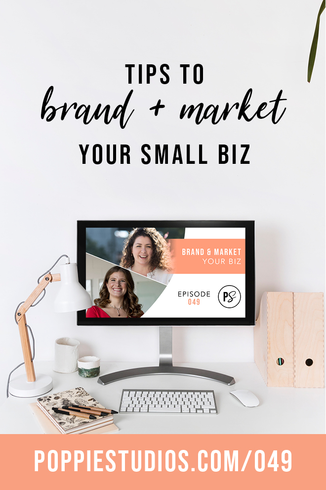 How to sell without being salesy | Launch Your Biz | Poppie Studios