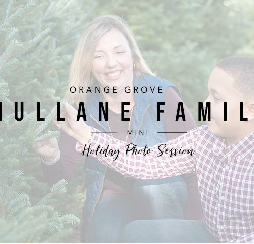 Mullane Family | Holiday Mini Session