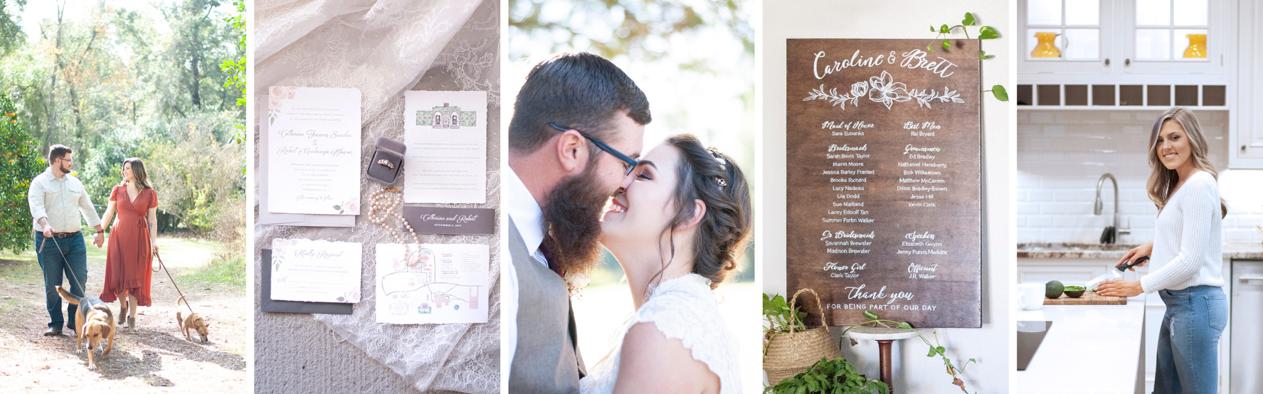 Tallahassee Wedding Photographer and Tallahassee Wedding Invitations