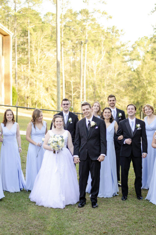 Amanda + Nathan | Golden Eagle Tallahassee Wedding